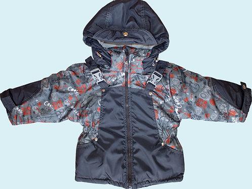 куртка с полукомбинезоном модель 3-5