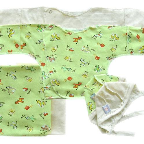 Детский трикотажный набор