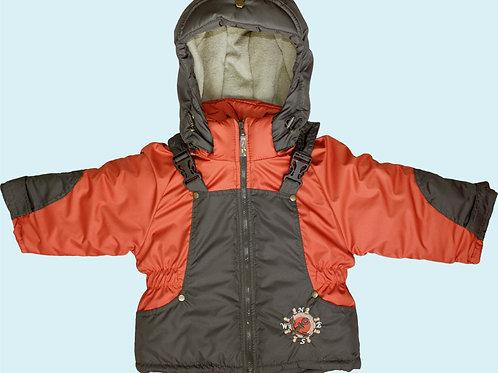куртка с полукомбинезоном модель 3-2
