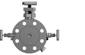 dbb-5mm-bore-dmf-monoflange-flange-x-fla