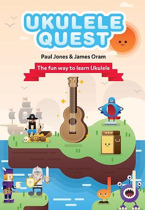Ukulele Quest Book