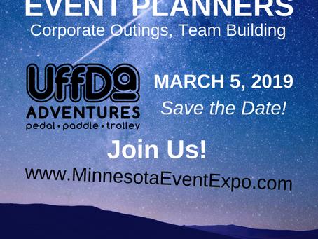 Uffda Adventures offers Minnesota Event Planners FUN activities!