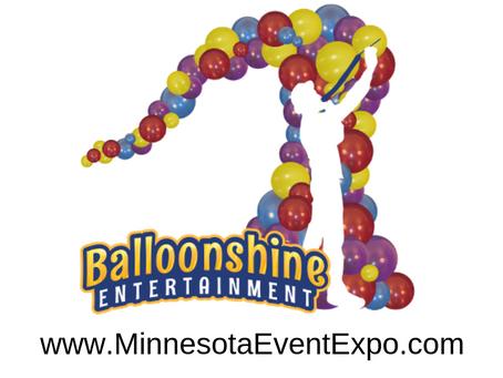 @Balloonshine Entertainment creates an Experiential Environment at EVENT EXPO