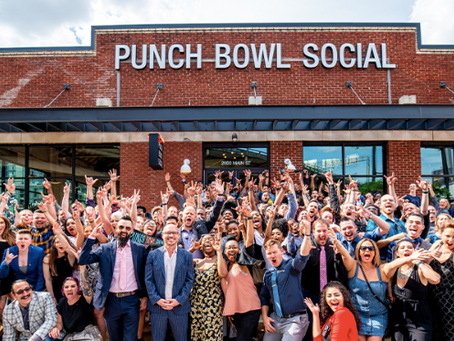 Punchbowl Social is the FUN place to host Meetings and Events