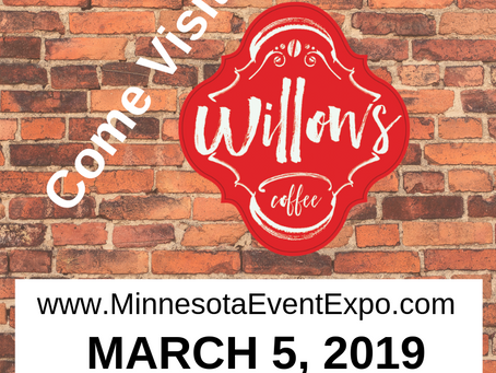 Willows Coffee at Minnesota EVENT Planners EXPO