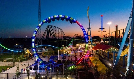 Valleyfair is a Turn-Key Solution for the Best Company Party Ideas and Group Activities!