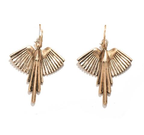 Bird of Prey Earrings