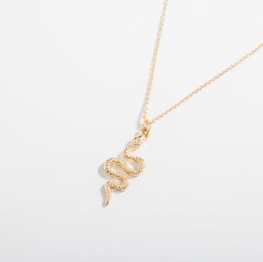 Snake Energy Necklace