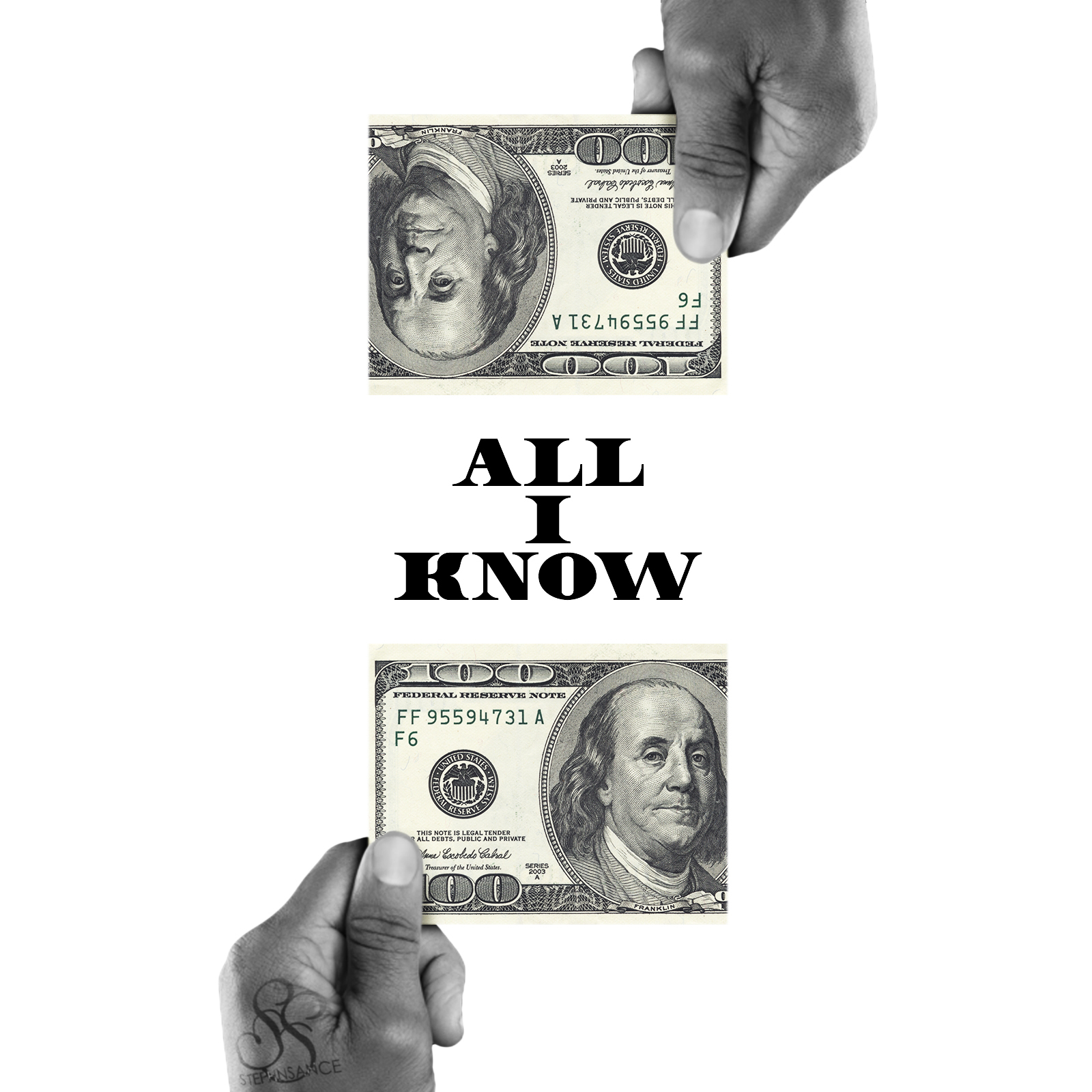 all I know- single artwork