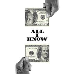 all I know- single artwork