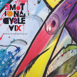 Emotional Dyslexia Artwork