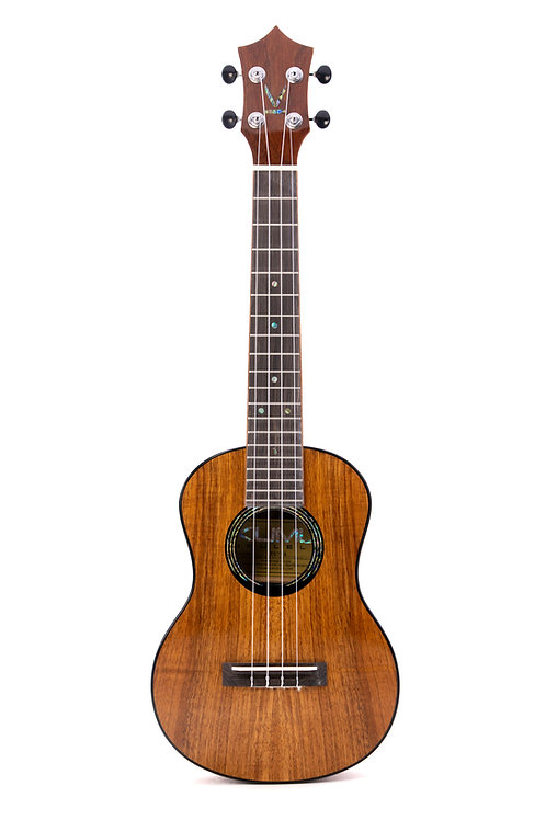 Kumu 4 String Tenor Hawaiian Koa Full Gloss Ukulele