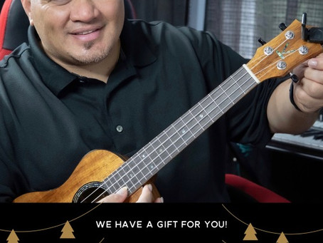 Mele Kalikimaka Song Tutorial!  Merry Christmas from Leolani