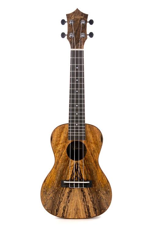 Leolani 4 String Concert Mango TUX Finish Ukulele