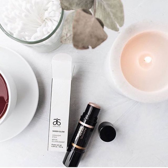 Featuring the gorgeous new _arbonne shee