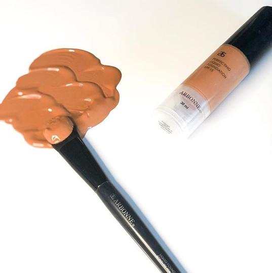 I like my foundation to look like skin,