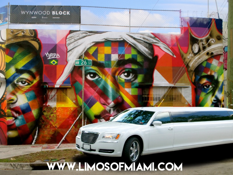 Limo Miami City Tours