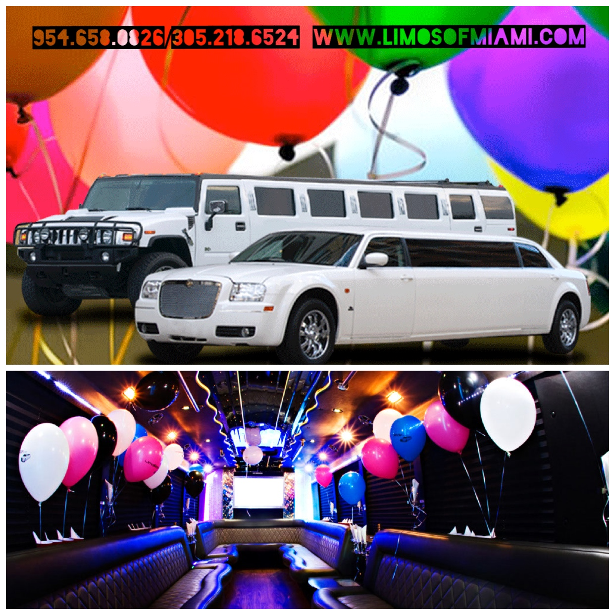 Limo for Birthdays