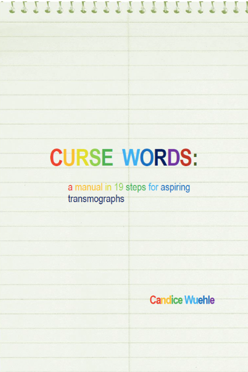 Curse Words: a manual in 19 steps for aspiring transmographs