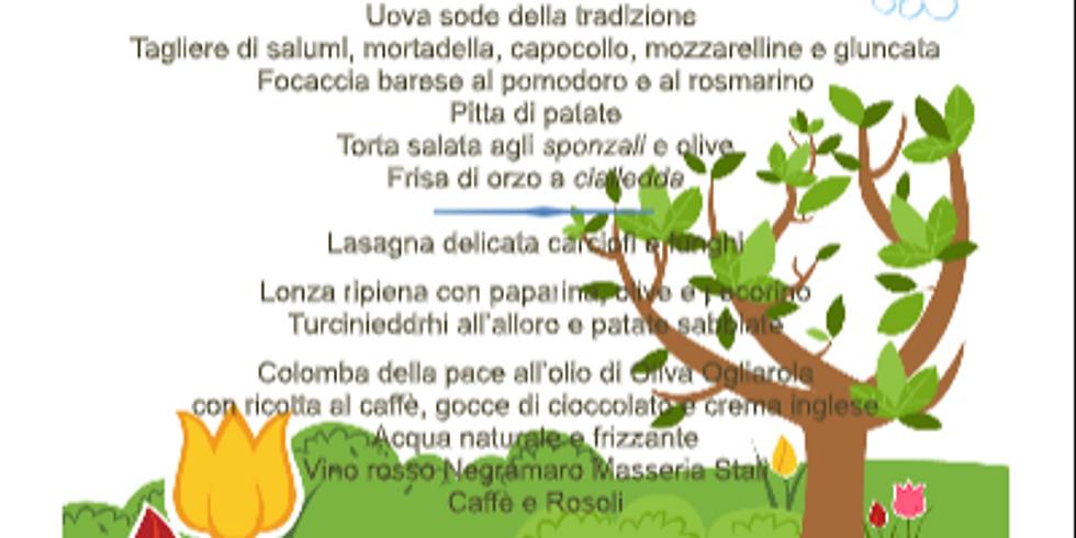 Pasquetta in Masseria Stali