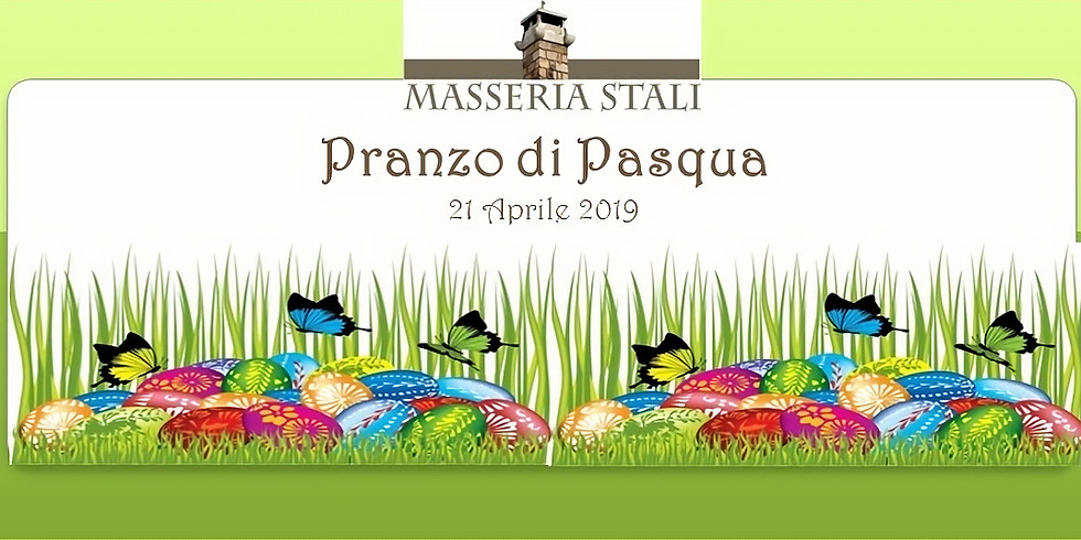 Pasqua in Masseria Stali