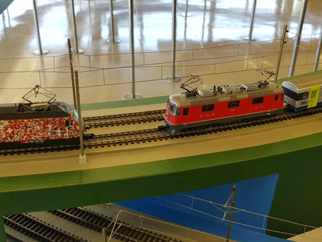 Schweizer Eisenbahnverkehr soll ausgebaut werden