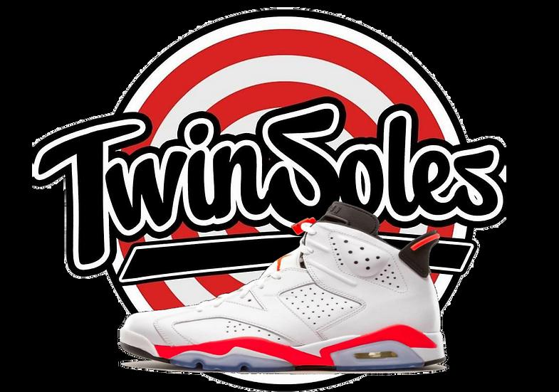 "Jordan Retro 6 ""White Infared"""