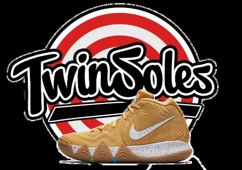 """Nike Kyrie 4 """" Cinnamon Toast Crunch"""""""