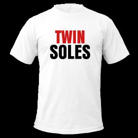 """Twin Soles """"OG"""" Tee"""