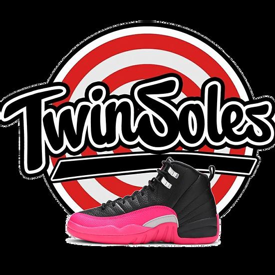 "Gs Jordan Retro 12 ""Deadly Pink"""