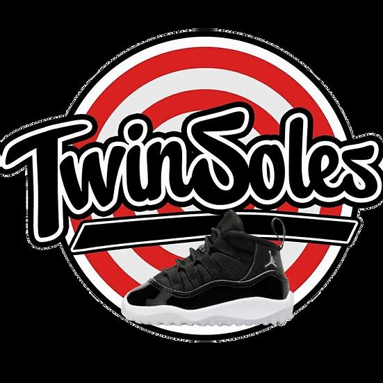 "Td Jordan Retro 11 ""Jubilee 25th anniversary"""