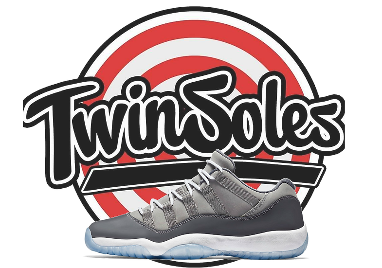 "Jordan Retro 11 Low ""Cool Grey"""
