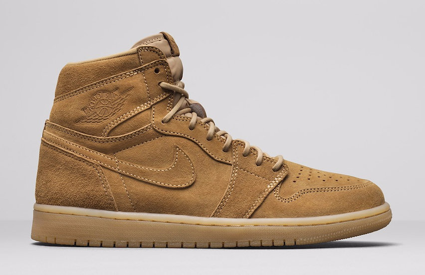 "Jordan Retro 1 ""Wheat"""