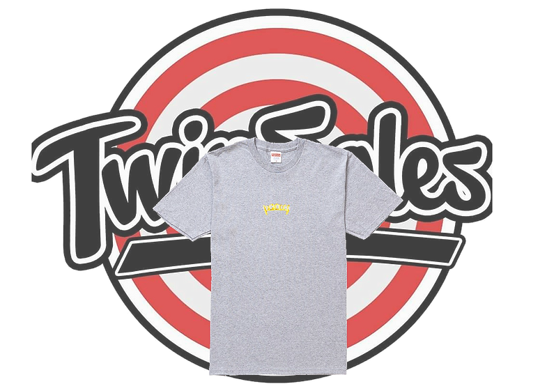 Supreme Fronts Tee SS19 Spring