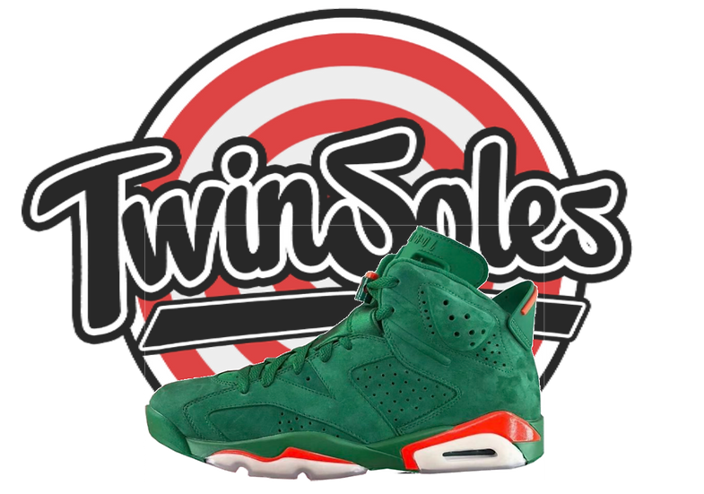 "Jordan Retro 6 ""Green Gatorade"""