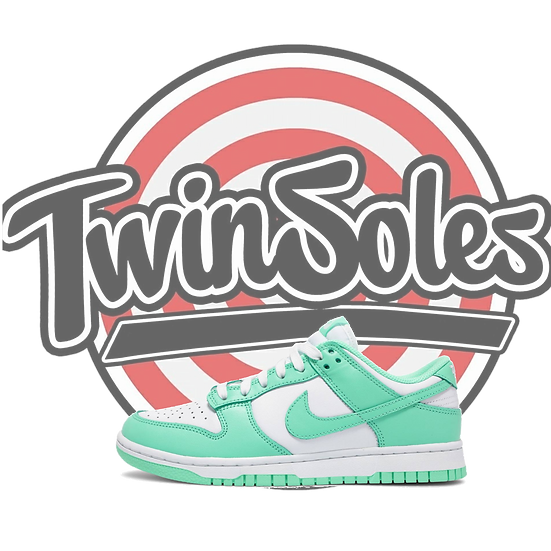 "Wmns Nike Dunk low ""Green Glow"""