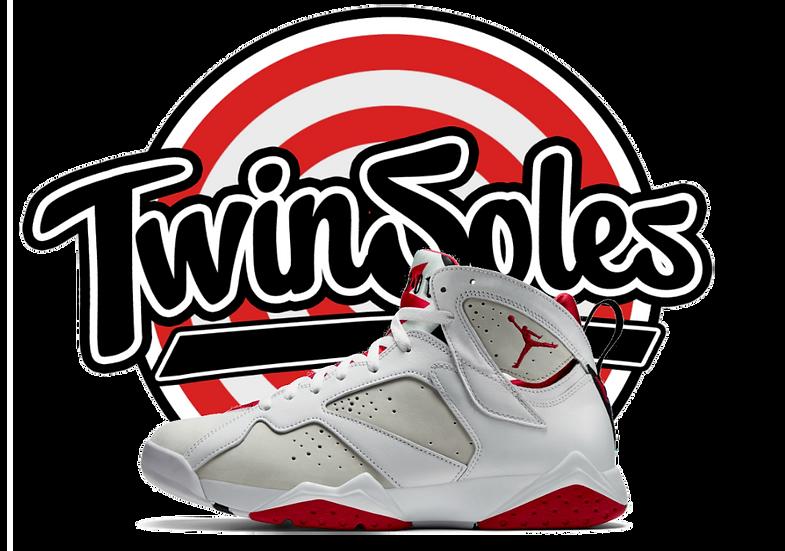 "Retro Jordan 7 ""Hare"""