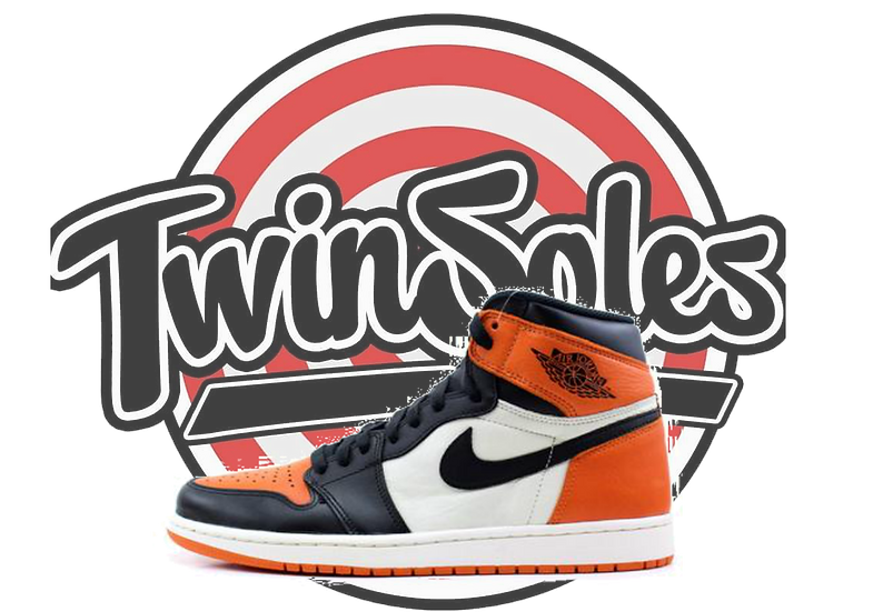 "Jordan Retro 1 ""Shattered Backboard"""