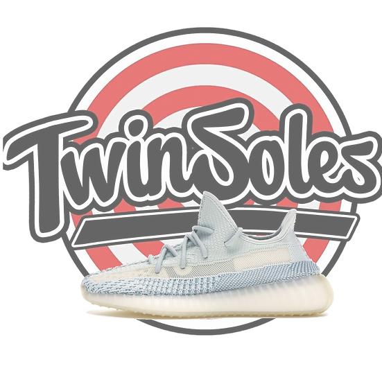 """Yeezy Boost 350 """"Cloud White"""""""