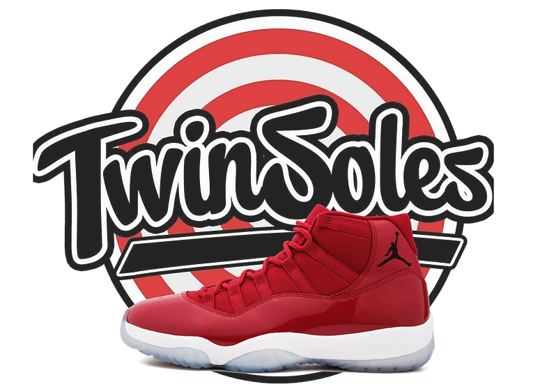 "Jordan Retro 11 ""Win like 96"" Gs"
