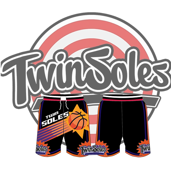 Twin Soles Suns Shorts