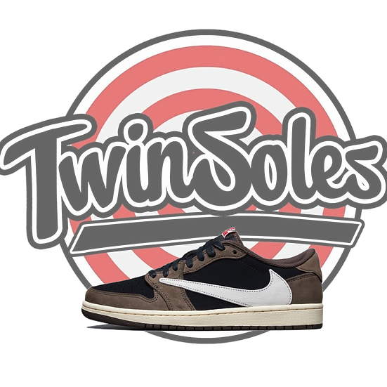"Jordan Retro 1 Low ""Travis Scott"""