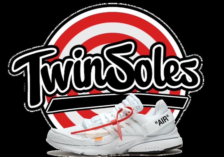 Off White Nike Presto White