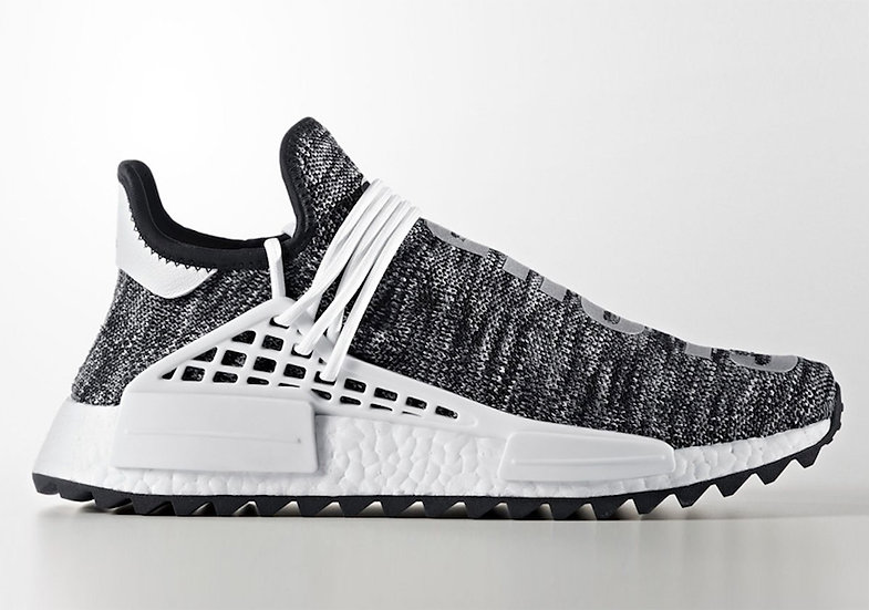 "Human Race NMD ""Black & White"""