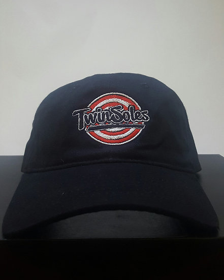 Twin Soles Dad Cap