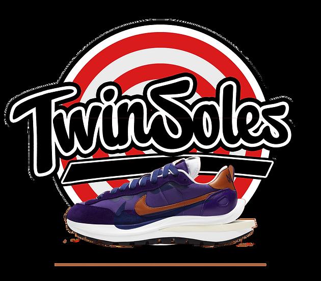"""Nike Sacai x VaporWaffle """"Iris"""""""