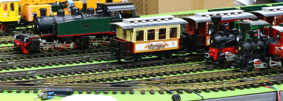 G Scale Junction