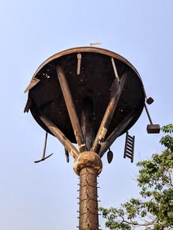 Monumento de Ogun