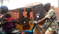 Motos em Cotonou
