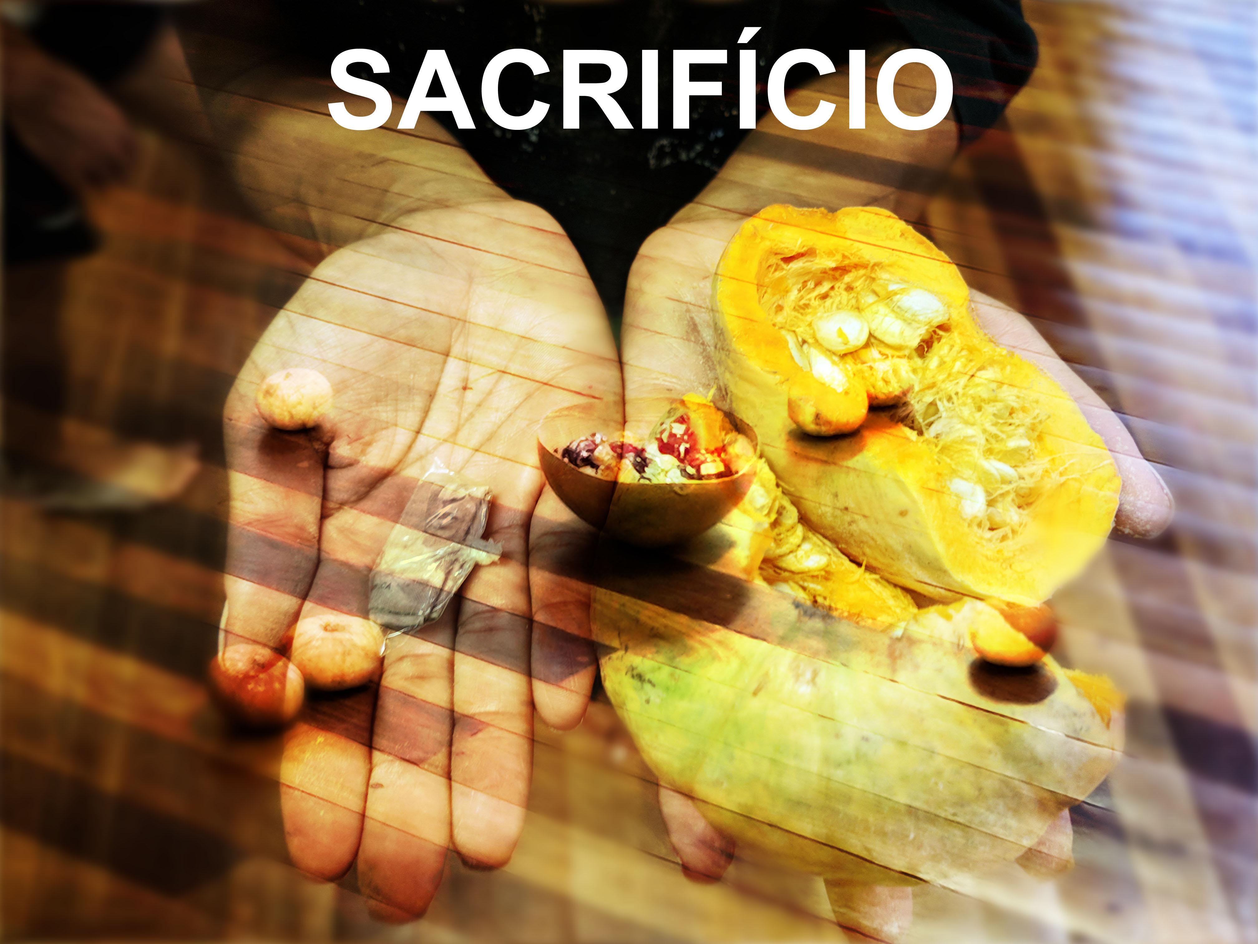 Dia 3 - Sacrificio